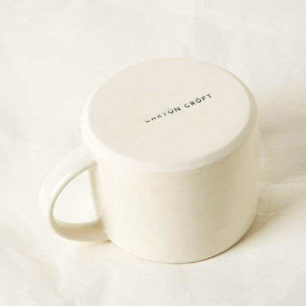 Barton Croft Mug in Milk small
