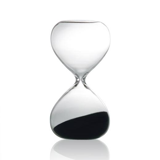 Hightide hourglass Clear 5 min