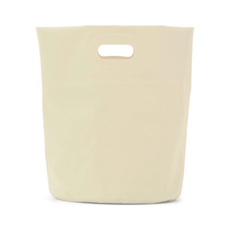 Hightide Tarp Bag Round S -  Ivory