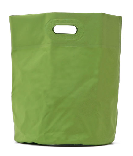 Hightide Tarp Bag Round S -  Khaki