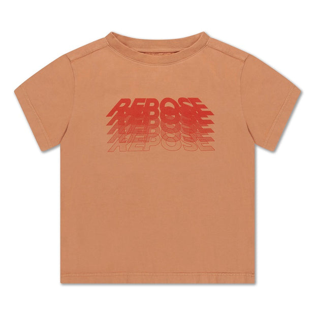 Tee shirt butterscotch
