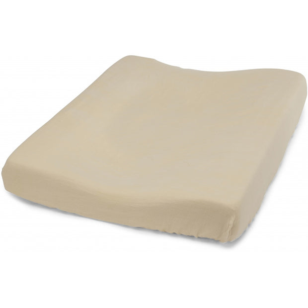 Konges Sløjd fitted sheet for changing cushion sand