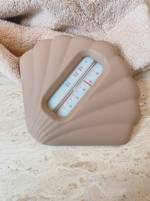 Konges Sløjd silicone bath thermometer - blush