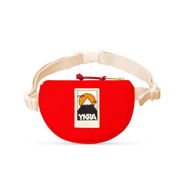 YKRA fanny pack mini red