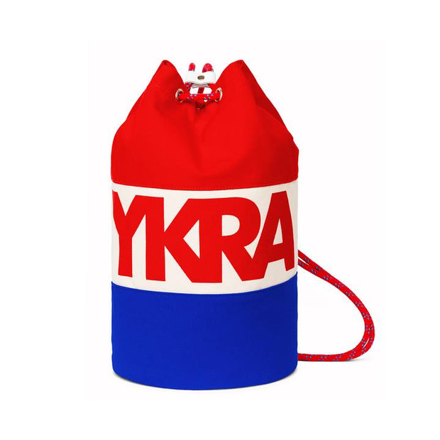 YKRA backpack DUFFLE mini trikolor