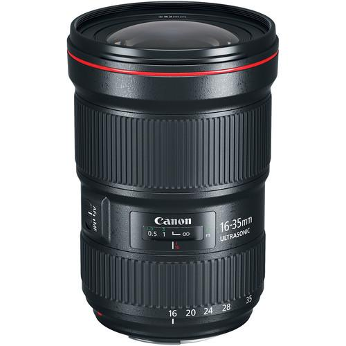 Canon EF1635mm 128 L III USM WITH LENS CASE LP1222 & LENS HOOD Cameras Accessories get best offers deals at buythevalue.in