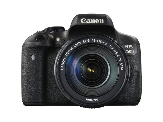 Canon EOS 750D with 18135mm Digital Camera get best offers deals free and coupons online at buythevalue.in