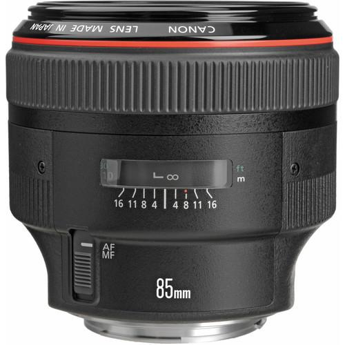 Canon EF85mm f12 L II USM Cameras Accessories get best offers deals free and coupons online at buythevalue.in