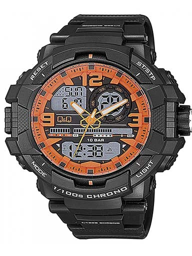 Q&Q Analog Digital Men's Watch - GW86J008Y get best offers deals free and coupons online at buythevalue.in