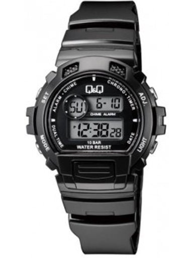 Q&Q Regular Digital Watch For Women - M153J002Y get best offers deals free and coupons online at buythevalue.in
