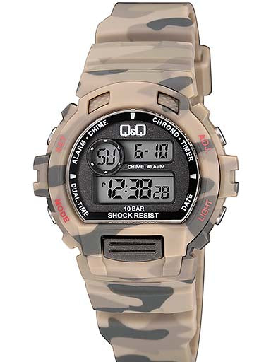 Q&Q Men's Watch - M153J010Y get best offers deals free and coupons online at buythevalue.in