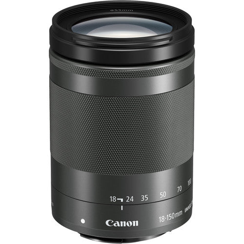 Canon ZOOM LENS EFM18150mm 13563 IS STM Cameras Accessories get best offers deals free and coupons online at buythevalue.in