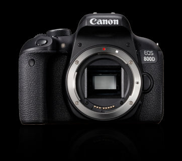 Canon EOS 800D Body Digital Camera get best offers deals free and coupons online at buythevalue.in