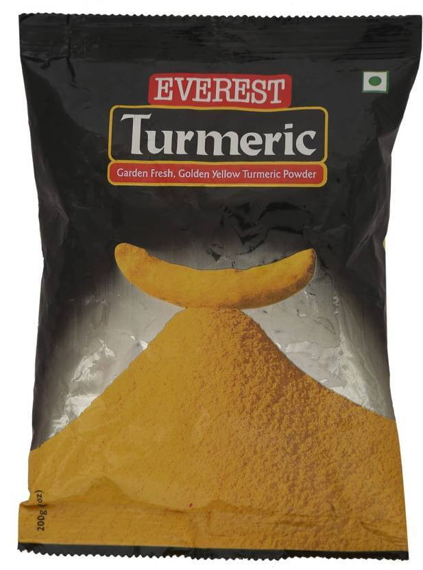 Everest Turmeric Powder 200 gm - Buythevalue.in