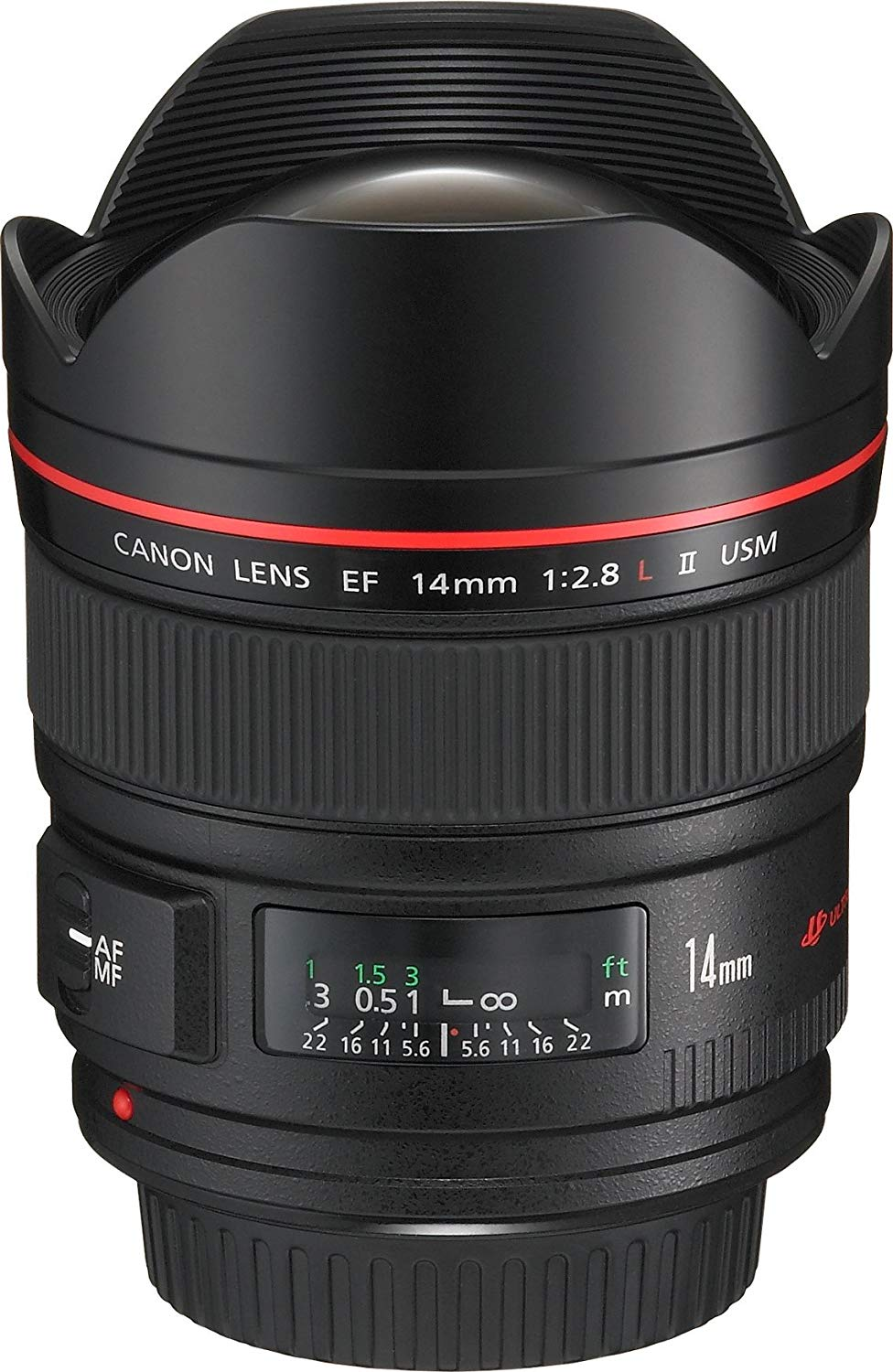 Canon EF14mm f28 L II USM with Lens Case LP1016 Cameras Accessories get best offers deals free online at buythevalue.in