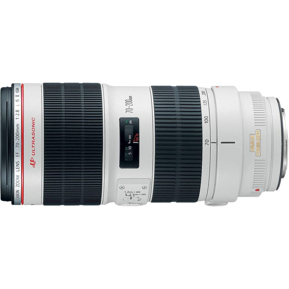 Canon Zoom Lens EF70200mm 128L IS II USM Cameras Accessories get best offers deals free and coupons online at buythevalue.in