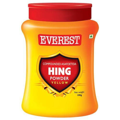 Everest Hing (Yellow)100 gm - Buythevalue.in