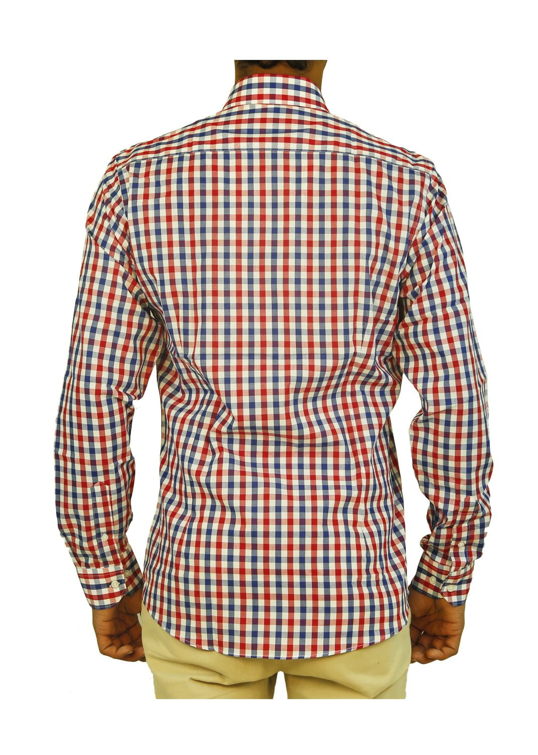 Almanac Multi Checked Shirt - Buythevalue.in