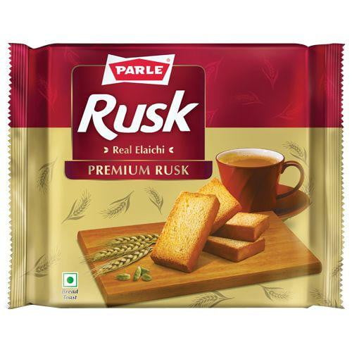 Parle Rusk Real Elaich Carton 200 gm - Buythevalue.in