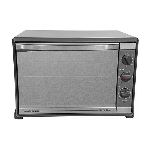 Morphy Richards 52 RCSS (52 Litre) Oven Toaster Grillerget best offers deals free and coupons online at buythevalue.in