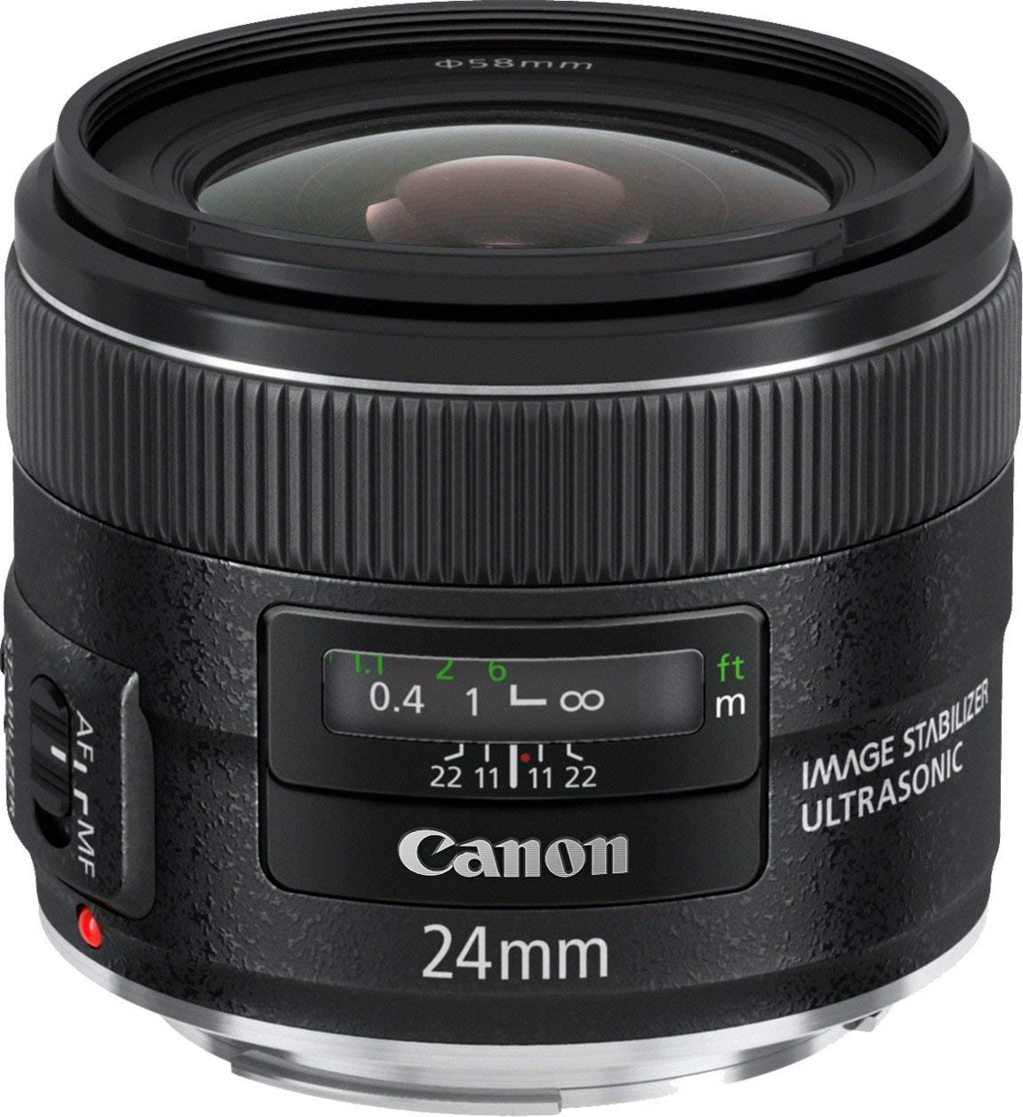 Canon LENS EF24mm 128 IS USM Cameras Accessories get best offers deals free and coupons online at buythevalue.in