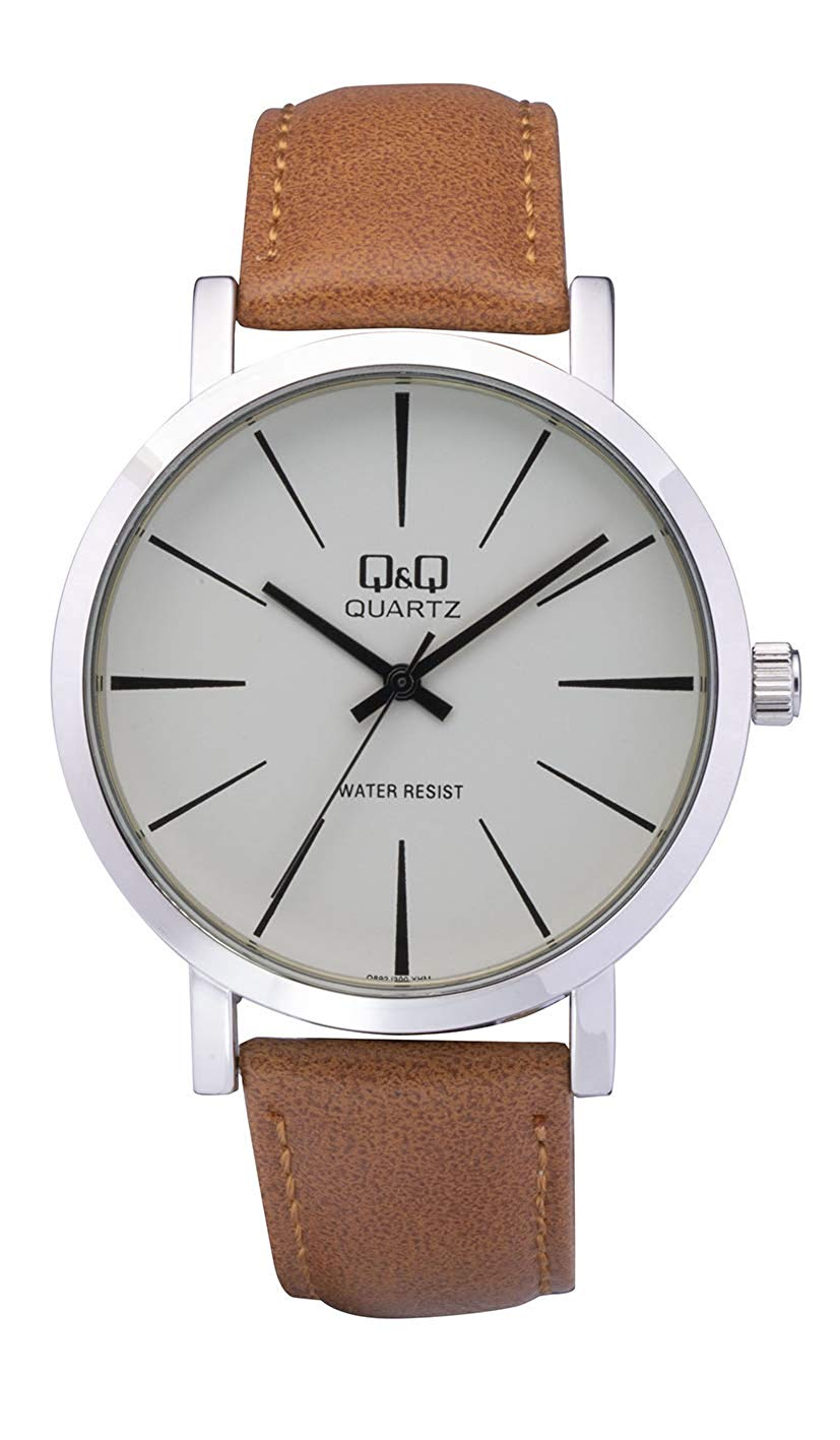 Q&Q Analogue Blue Dial Men's Watch get best offers deals free and coupons online at buythevalue.in