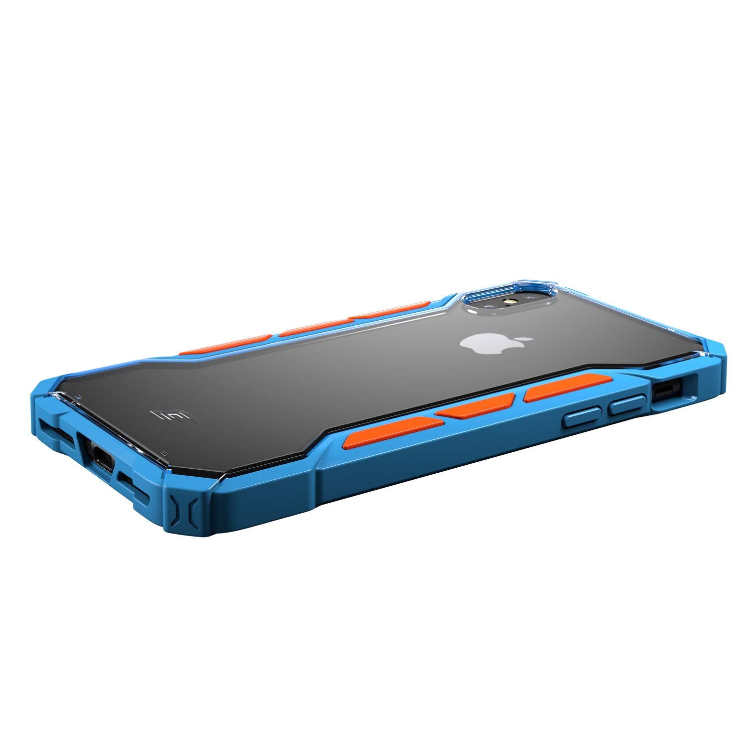 Element Case Rally (iPhone Xs/X, Blue/Orange) get best offers deals free and coupons online at buythevalue.in