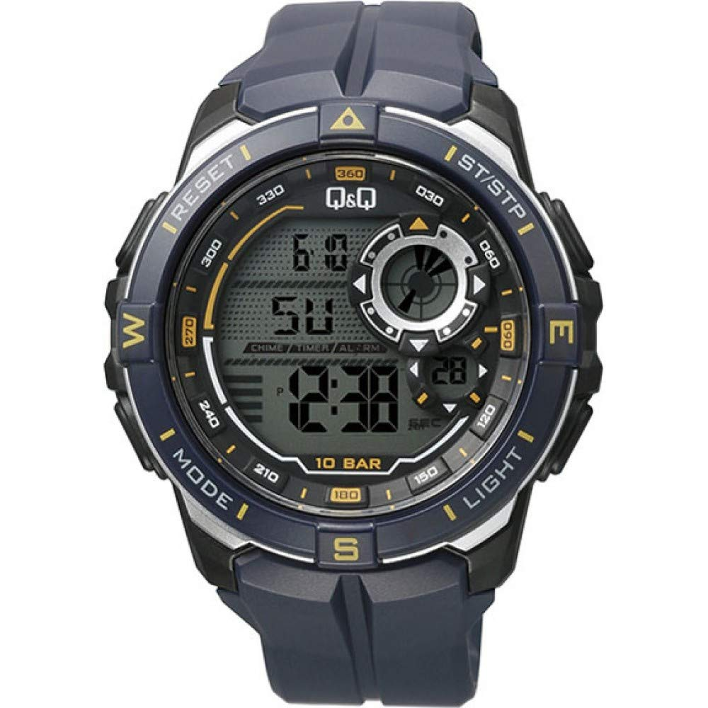 Men's Watch Q & Q - M175J004Y get best offers deals free and coupons online at buythevalue.in