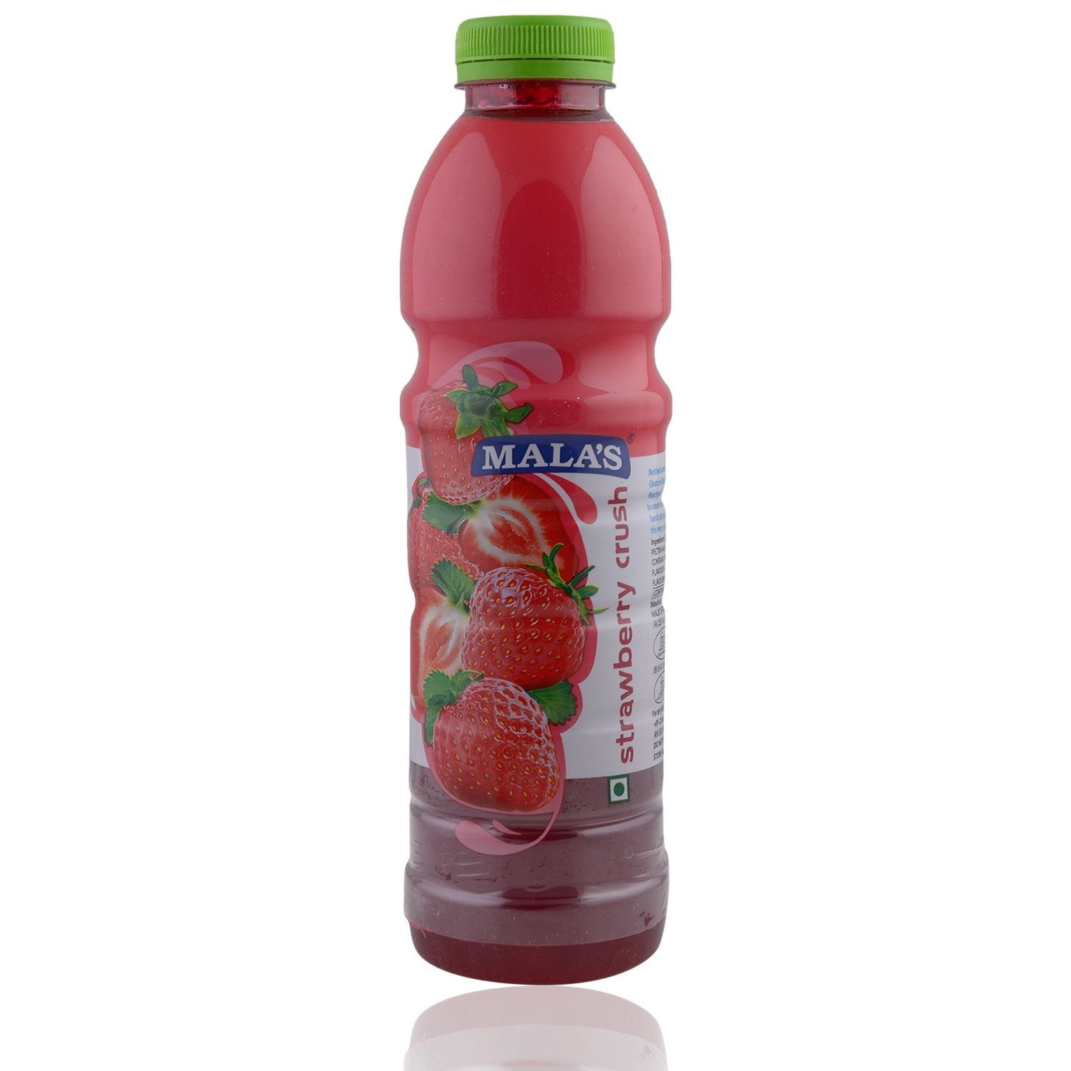 Mala's Strawberry Crush 750ml - Buythevalue.in