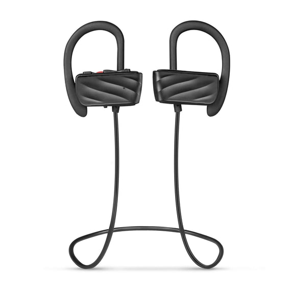 Zoook ZB-Rocker Soulmate-2 Sports Bluetooth Earphones (Black) - Buythevalue.in