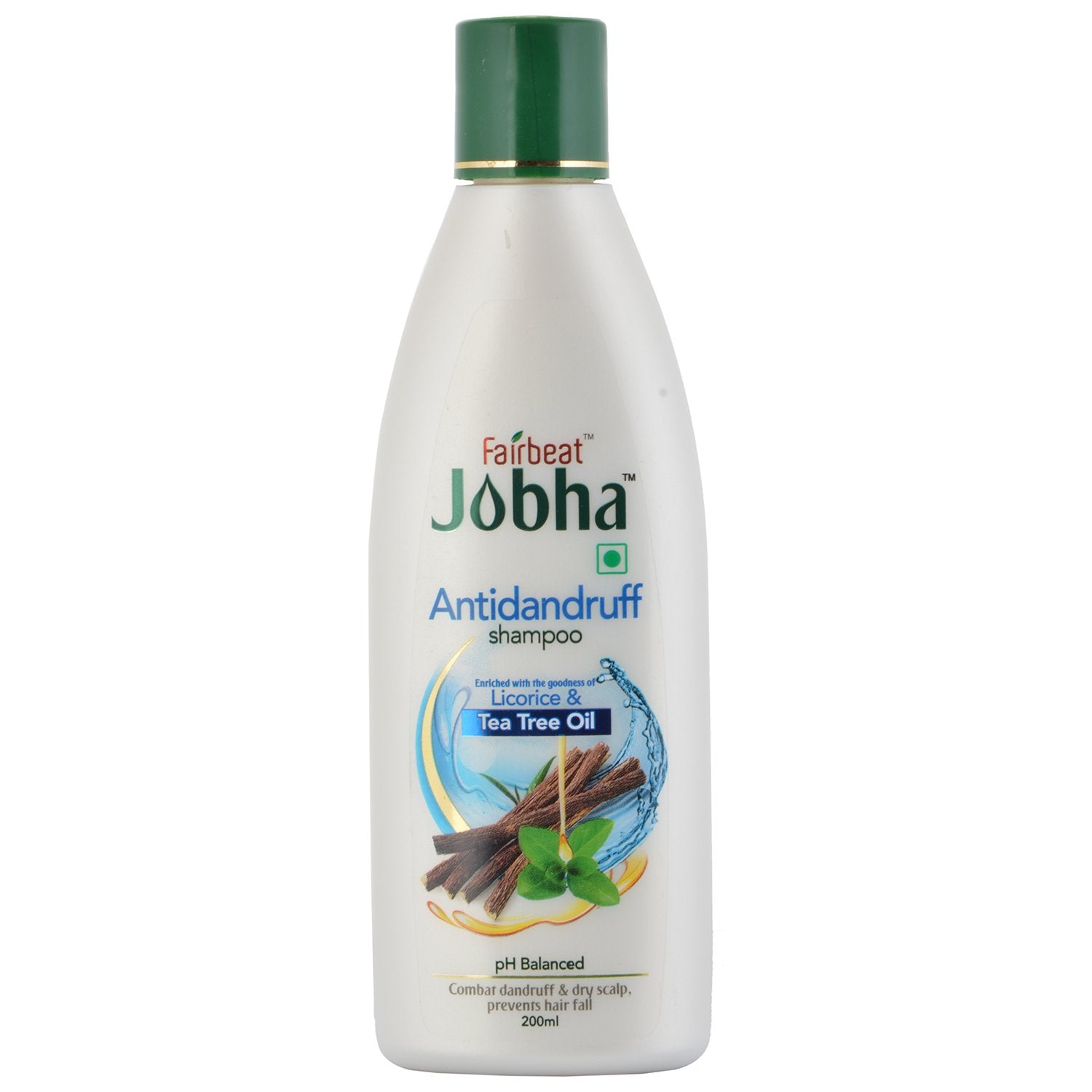 Fairbeat Jobha Antidandruff200ml get best offers deals free and coupons online at buythevalue.in