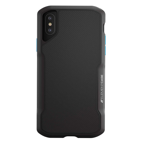 Element Case Shadow Drop Tested case for iPhone Xr - Black (EMT-322-192D-01) get best offers deals at buythevalue.in