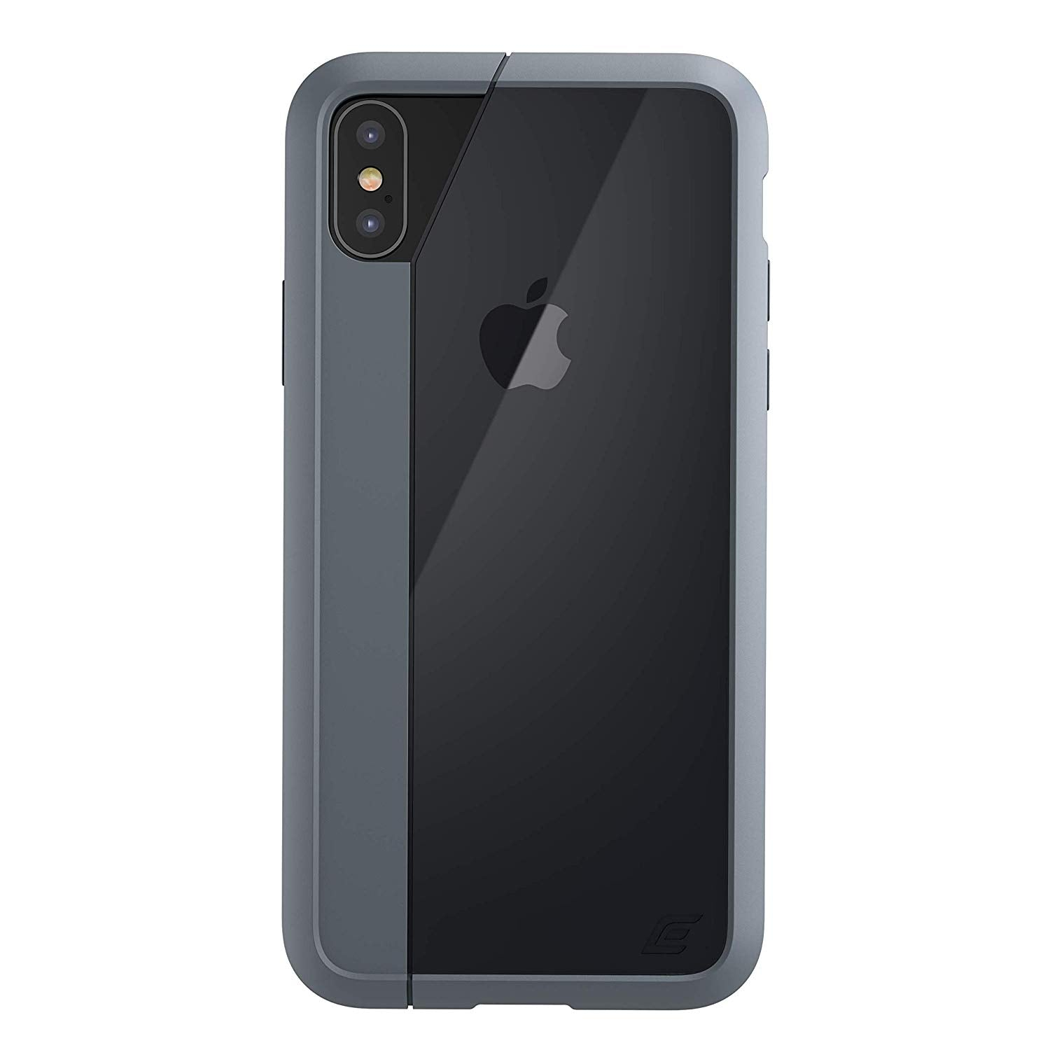 Element Case Illusion Drop Tested case for iPhone Xs Max - Grey (EMT-322-191E-03) get best offers deals at buythevalue.in