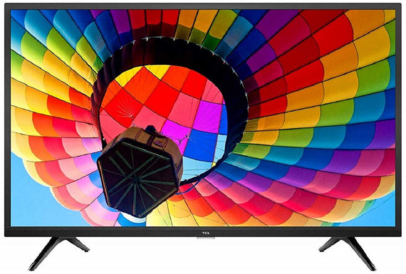 TCL 32G300 79.96 cm (32 inches) HD Ready LED TV (Black)(2018 Model) get best offers deals free and coupons online at buythevalue.in