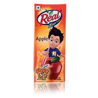 Real Fruit Power Apple 200 ml - Buythevalue.in