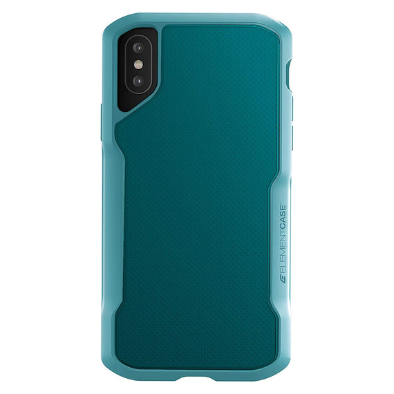 Element Case Shadow Drop Tested case for iPhone XS Max - Green (EMT-322-192E-04) get best offers deals at buythevalue.in