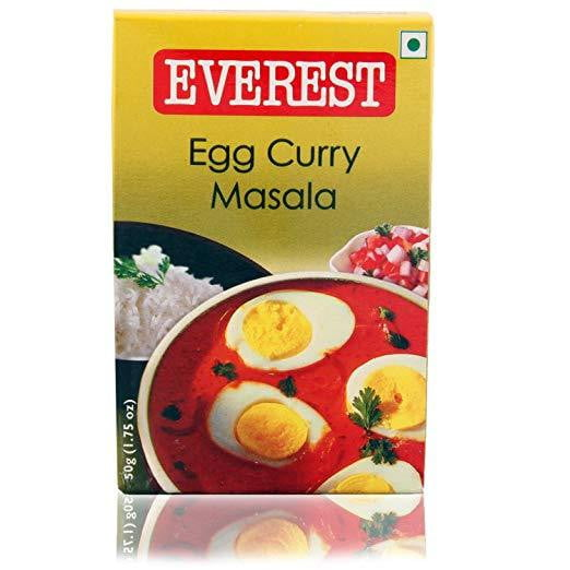Everest Egg Curry Masala 50 gm - Buythevalue.in