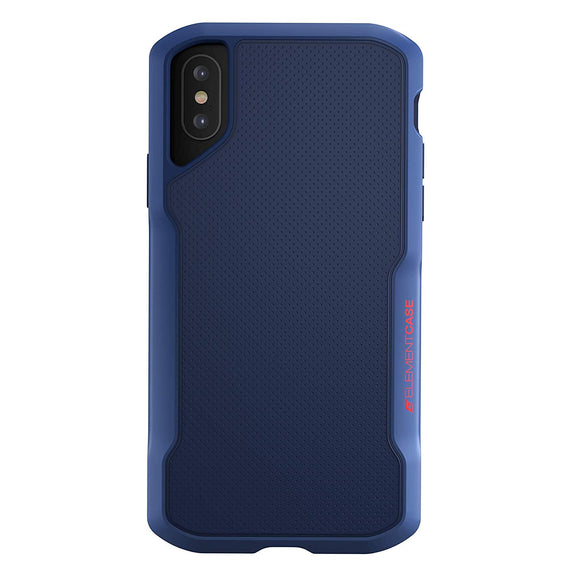 Element Case Shadow Drop Tested case for iPhone XS Max - Blue (EMT-322-192E-02) get best offers deals at buythevalue.in