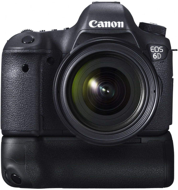 Canon EOS 6D 202MP Digital SLR Camera Black + 2470mm Lens Cameras Accessories get best offers deals free at buythevalue.in