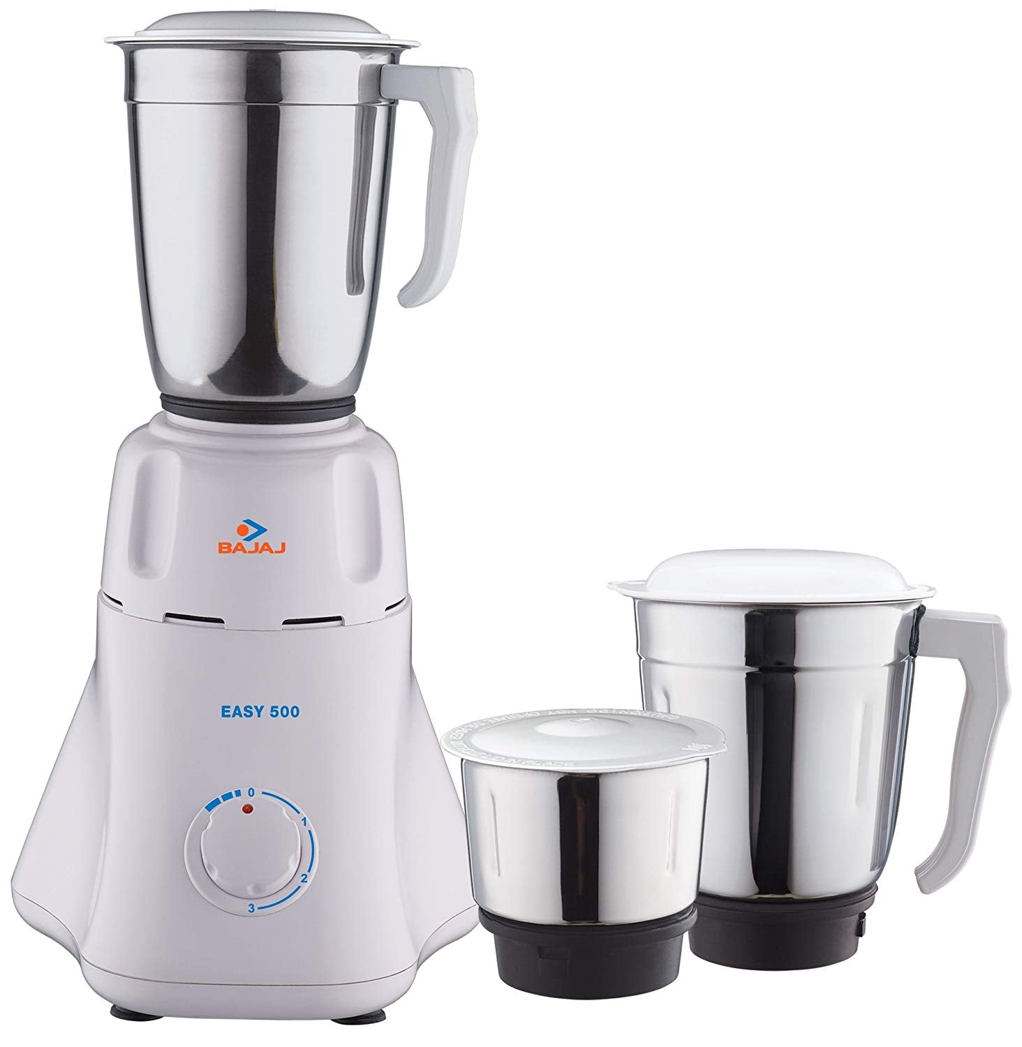 Bajaj 500-Watt Easy Mixer grinderget best offers deals free and coupons online at buythevalue.in