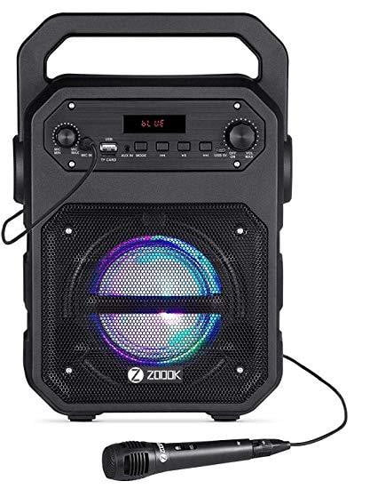 Zoook ZB-Rocker Thunder Blutooth Speaker - Buythevalue.in