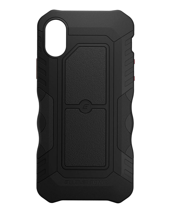 Element Case Recon Drop Tested Back Cover Compatible For iPhone X-Black get best offers deals free online at buythevalue.in