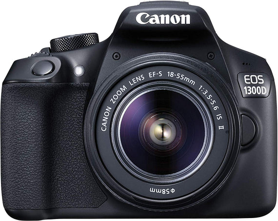 Canon EOS 1300D Kit EF S1855 IS II Digital Camera get best offers deals free and coupons online at buythevalue.in