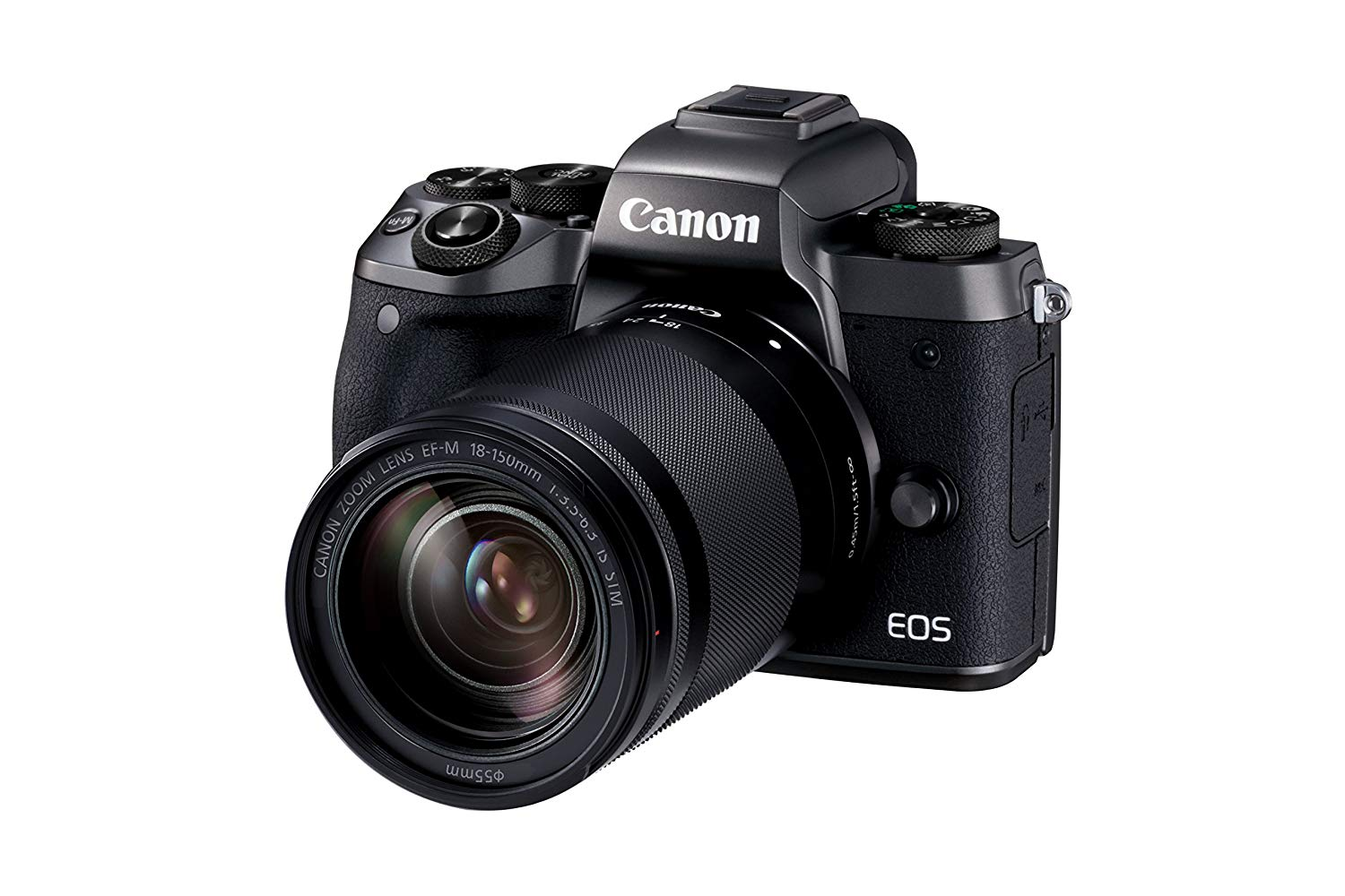 Canon EOS M5 EFM 18150mm IS STM Kit Digital Camera get best offers deals free and coupons online at buythevalue.in