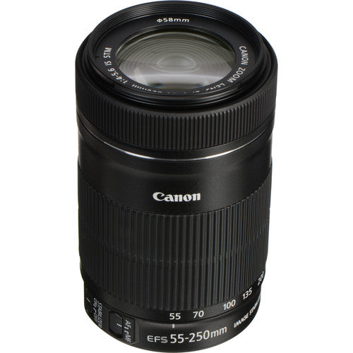 Canon EFS55250 F456 ISSTM Cameras Accessories get best offers deals free and coupons online at buythevalue.in