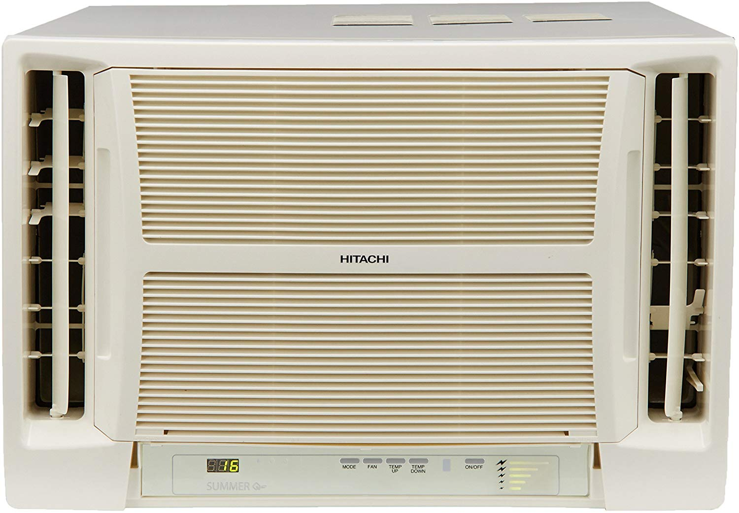 Hitachi 2.0 Ton 2 Star Window AC (Copper,SUMMER RAV222HUD White) get best offers deals free and coupons online at buythevalue.in