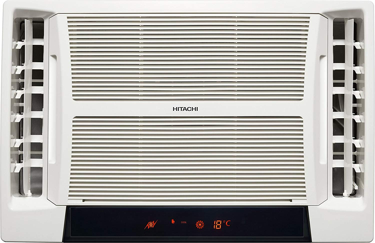 Hitachi 1.5 Ton 5 Star Window AC (RAT518HUD Summer TM, White) get best offers deals free and coupons online at buythevalue.in
