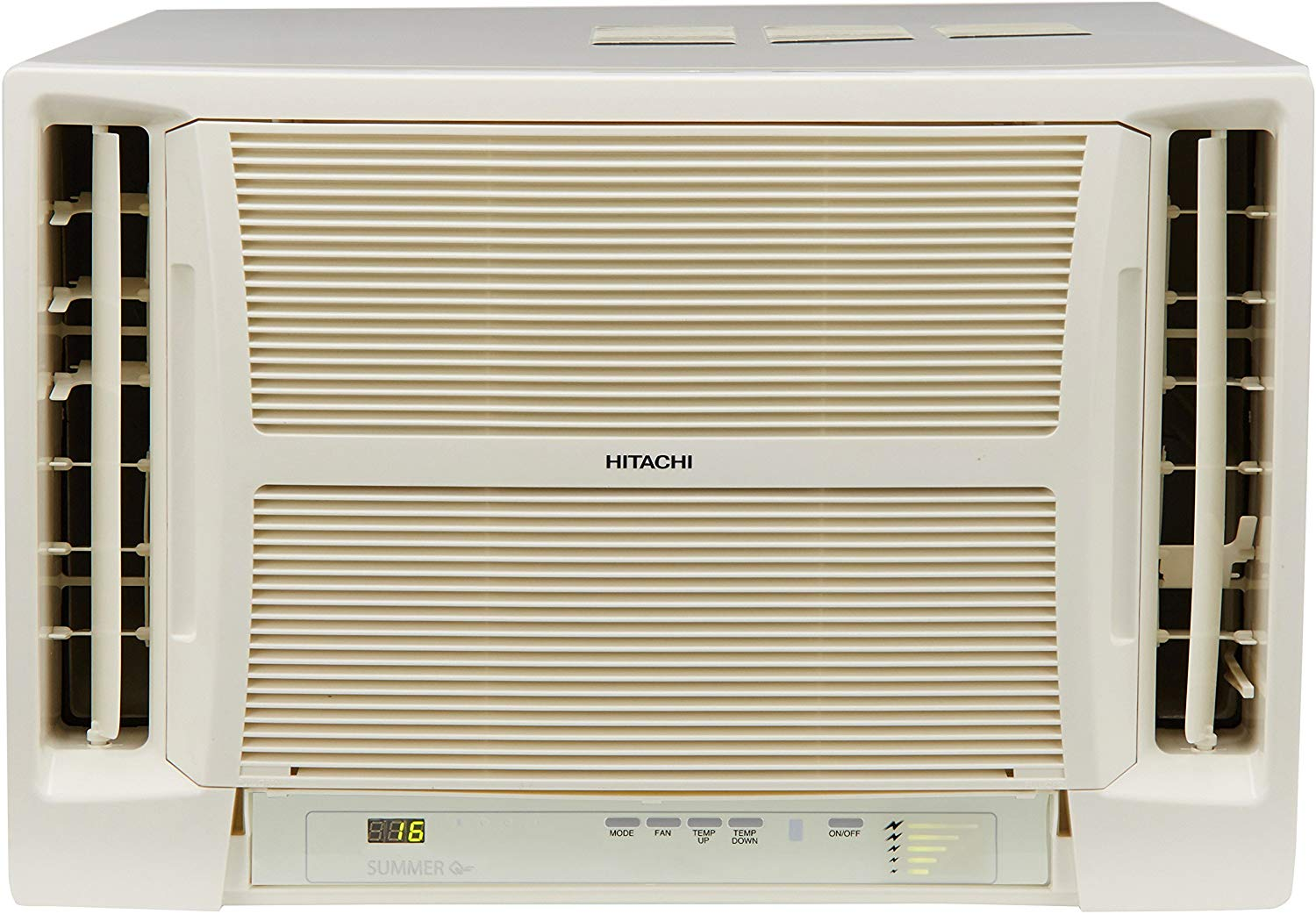 Hitachi 1.1 Ton 5 Star Window AC (RAV513HUD Summer QC, White) get best offers deals free and coupons online at buythevalue.in