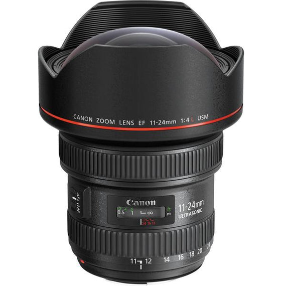Canon EF1124mm 14L USM WITH LENS CASE LP1424 Cameras Accessories get best offers deals free online at buythevalue.in