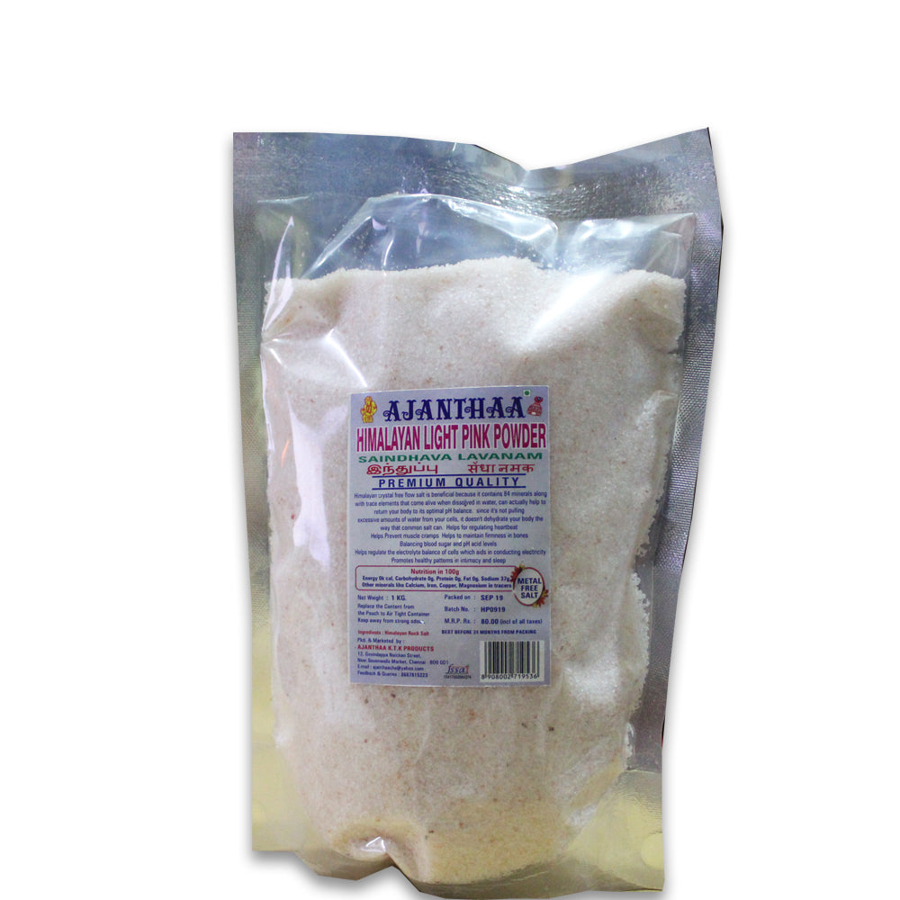 Ajantha Spices Himalayan Pink Powder 500 gm